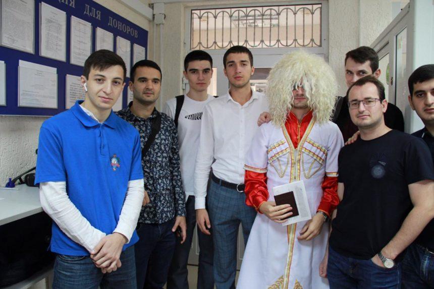 Кавказский донор