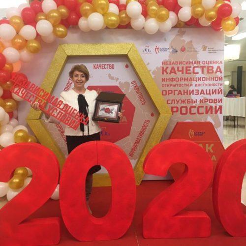 Актуальные вопросы развития донорства крови и ее компонентов в России